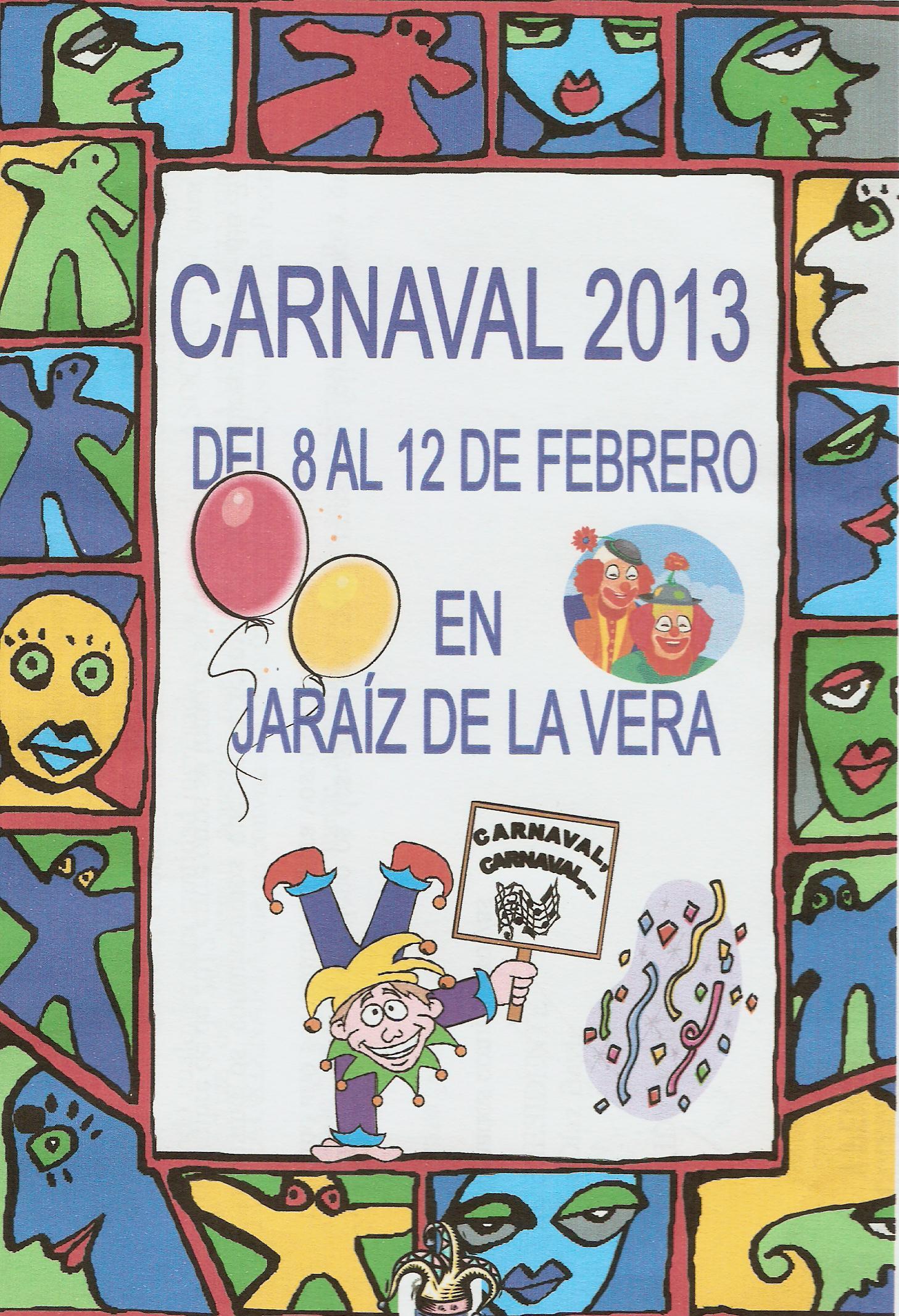 El presupuesto de los premios del carnaval jaraiceño se reduce un veinticinco por ciento
