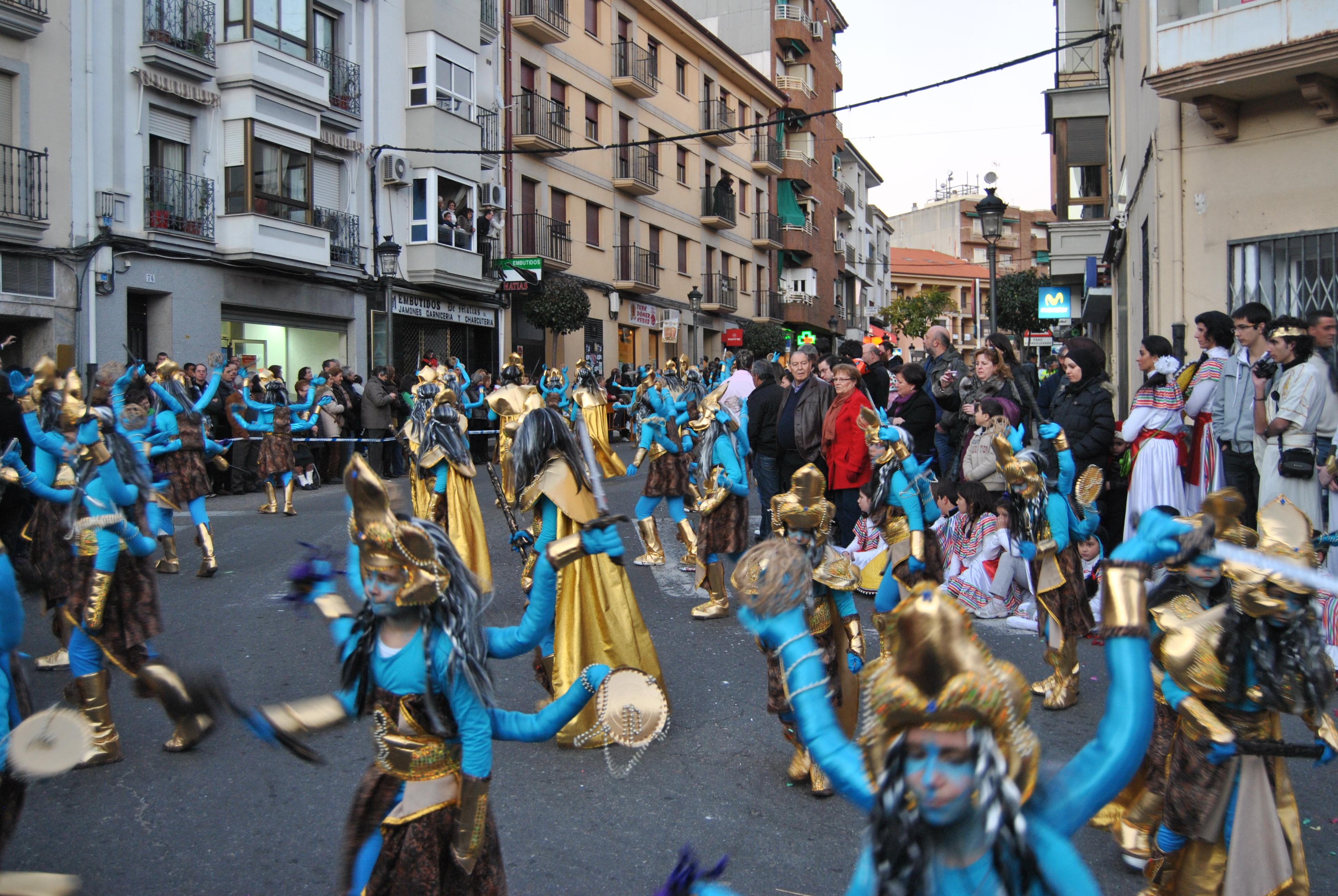La peña Exotéricas pregonará el carnaval jaraiceño de 2013